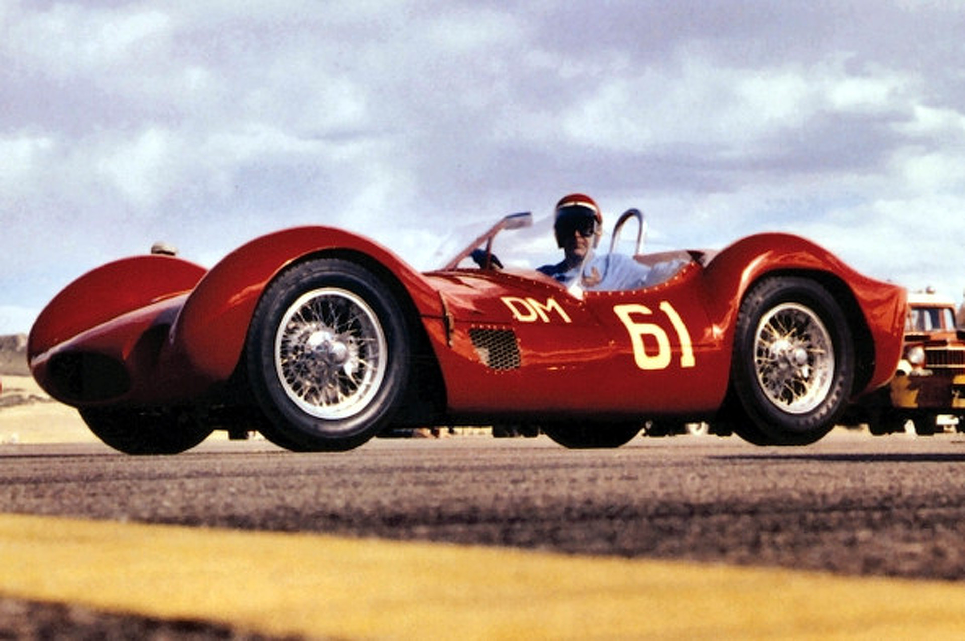 Celebrating 100 Years of Maserati Motorsport in Photos