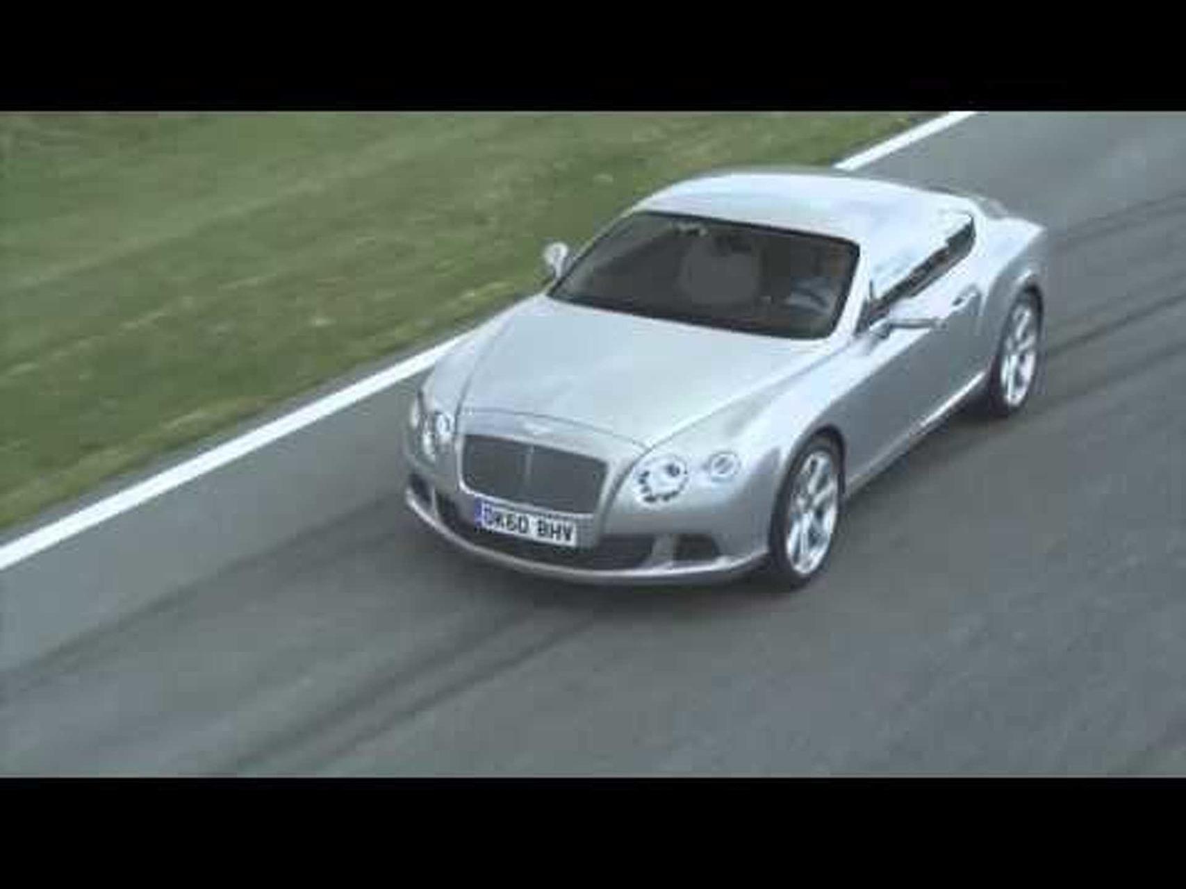 2011 Bentley New Continental GT