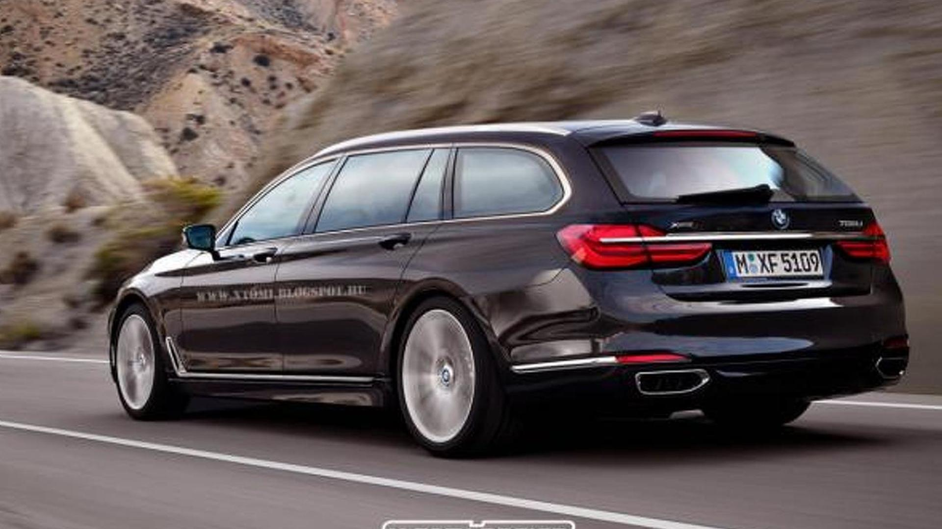 Bmw M7 Series 2015 Html Autos Post