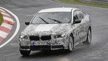 BMW 5 Series Gran Turismo spy photos
