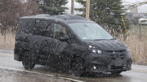 Spy photos show Nissan Serena could be heading to U.S.