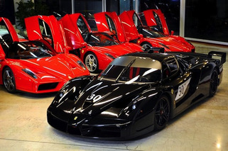 Classified of the Week: Michael Schumacher's Ferrari FXX