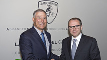 Lamborghini Advanced Composite Structures Laboratory