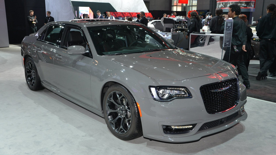 Marchionne not ruling out FWD Chrysler 300