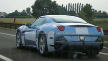 Ferrari California First On the Road Spy Photos