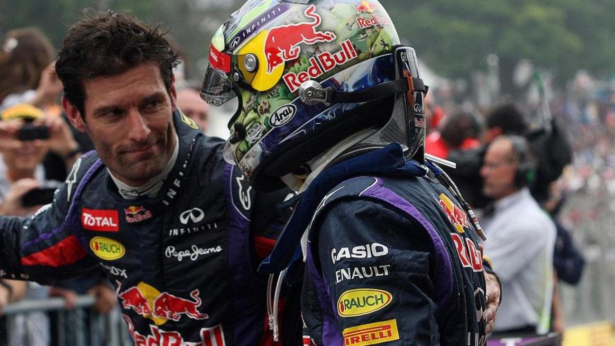 Vettel factor weighed in Webber's quit decision