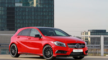 Posaidon tunes the Mercedes A 45 AMG to 445 HP