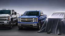 2015 Chevrolet Colorado teased, promises to be the most technologically advanced mid-size truck
