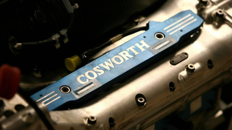 Cosworth confirms three F1 teams for 2011