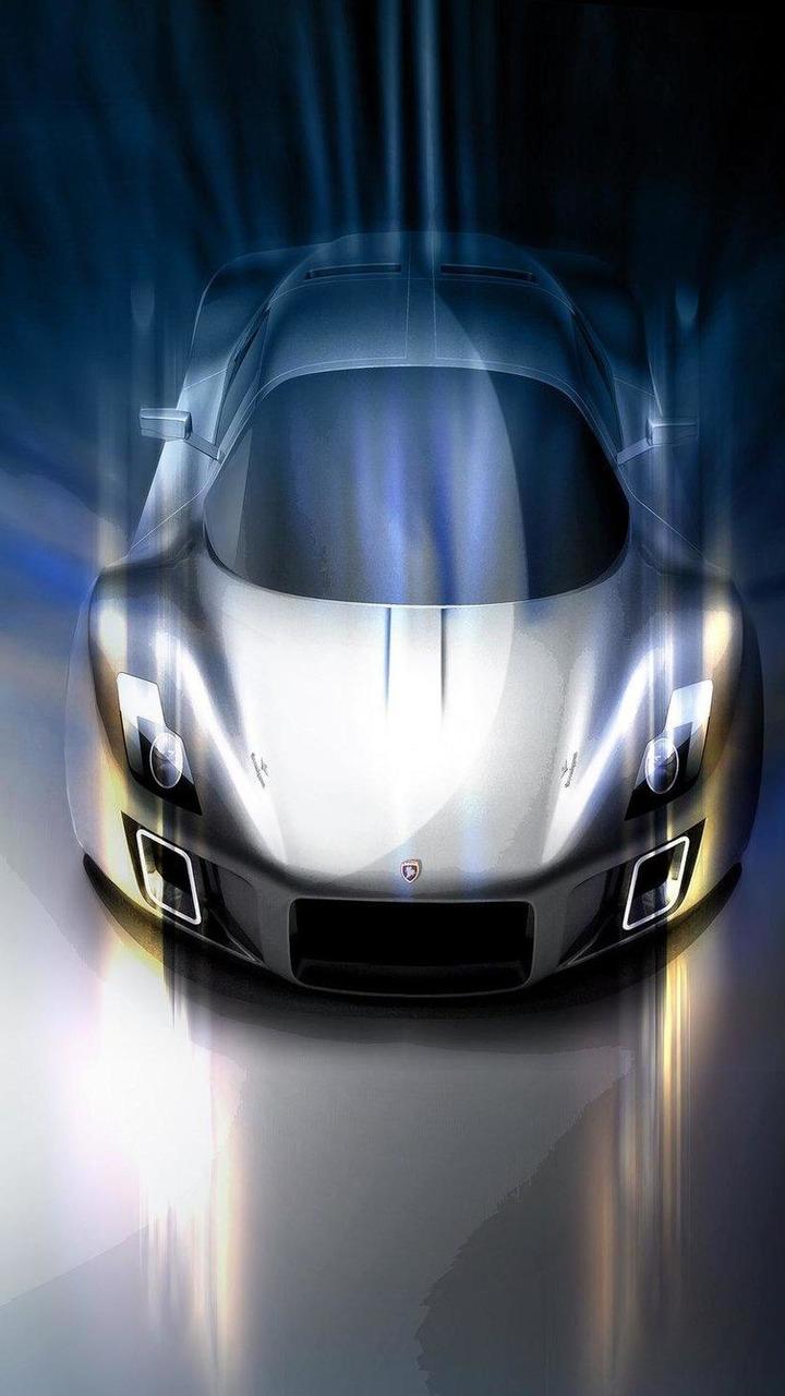 Gumpert Tornante by Touring development renderings, Centro Stile - 01.03.2011