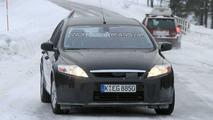 2011 Ford Mondeo Facelift Spied Again Winter Testing