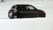 2011 Suzuki Swift 3-Door Spied for First Time During Winter Testing