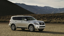 2011 Infiniti QX56 first photos 31.03.2010