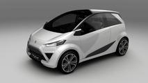 Lotus City Car Concept 05.10.2010