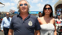 Briatore says Alonso under 'no pressure'