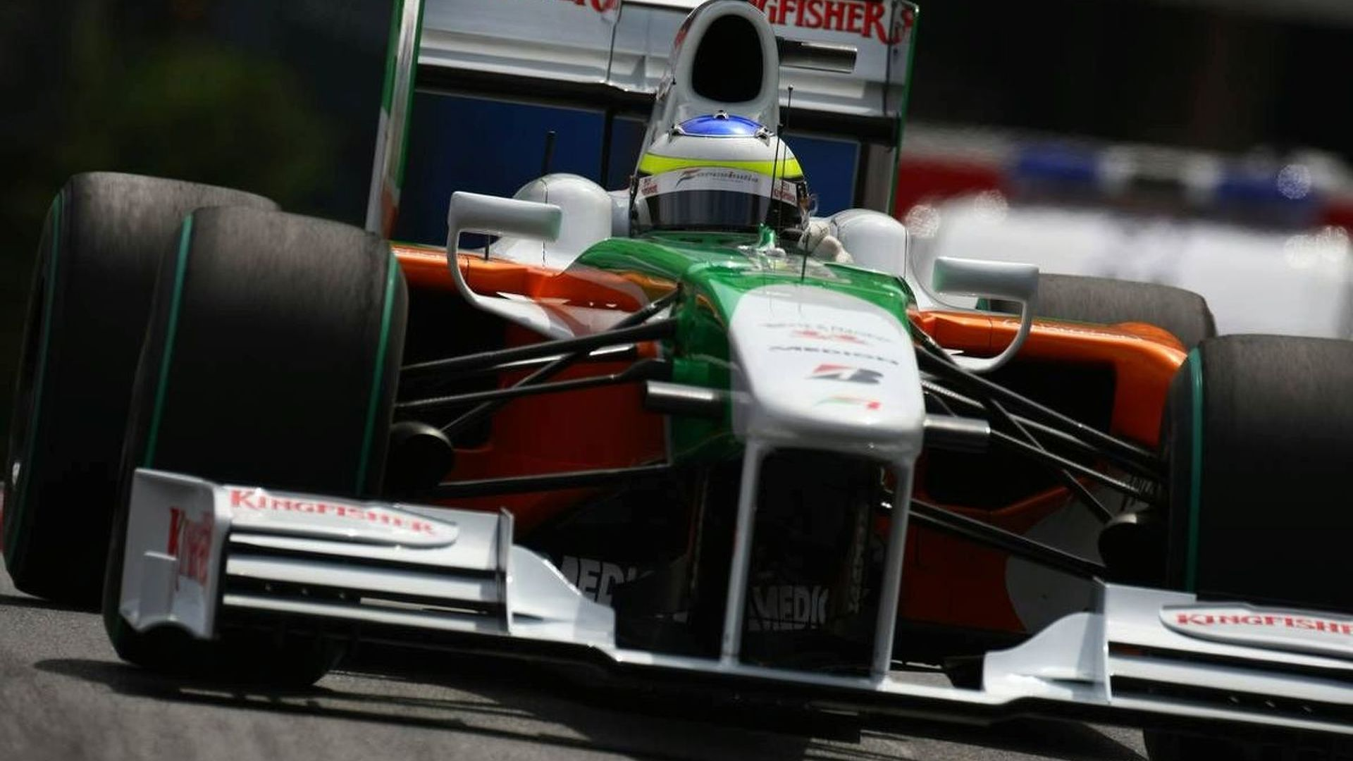 Fisichella concedes 'rumours' about Force India health