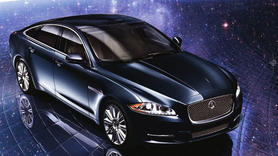 Jaguar Announce XJL Supercharged Neiman Marcus Edition