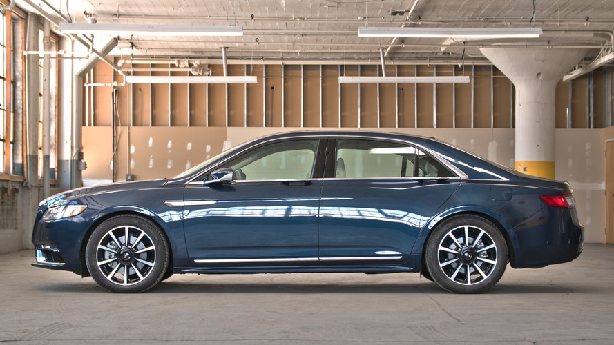 2017 Lincoln Continental   Why Buy?