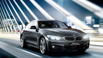 BMW 4 Series Gran Coupe goes In Style in Japan