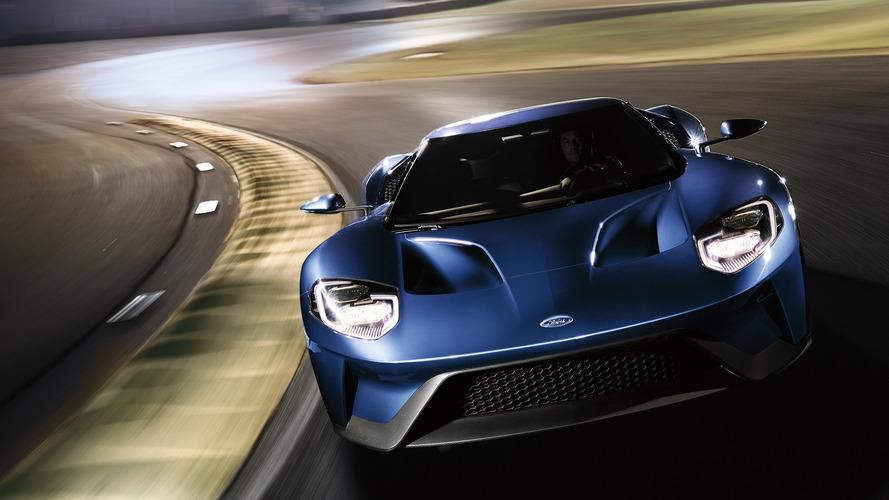 La Ford GT 2017 dévoile sa puissance définitive