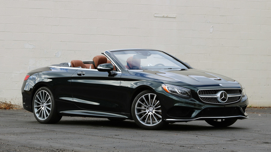 2017 Mercedes-Benz S550 Cabriolet Review: All the luxury you need