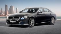 Brabus - La Mercedes Classe E reçoit une forte dose de stéroïdes