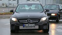 2018 Mercedes-Benz C-Class Spy Shots