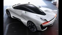 Shelby SuperCars apresenta o esportivo Tuatara