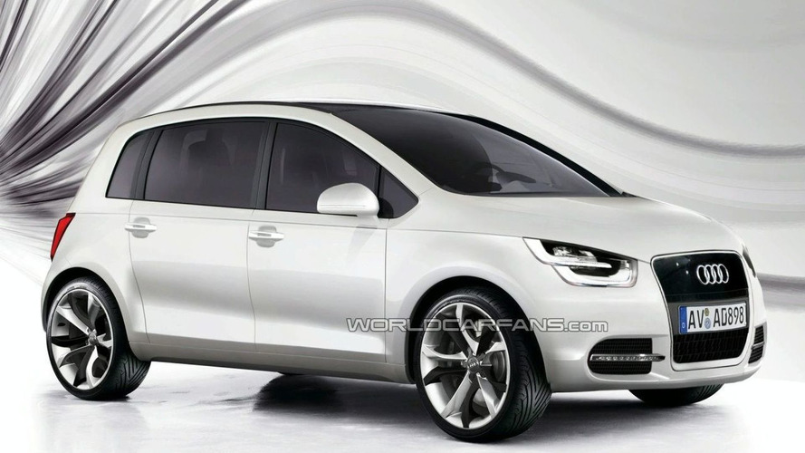 Audi developing new A2 model - report