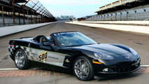2008 Corvette Indy 500 Pace Car 30th Anniversary Edition