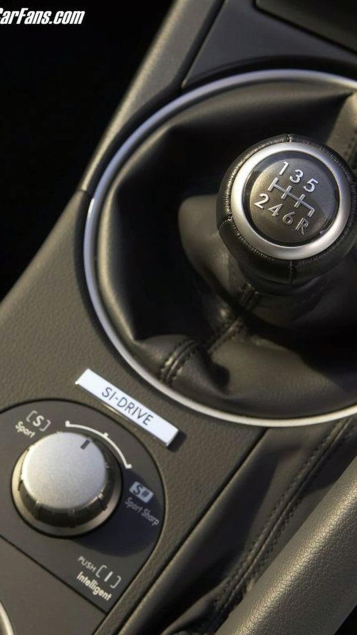 Subaru Intelligent Drive System
