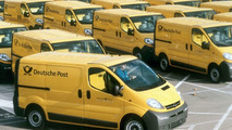 Opel to Supply Vans to Deutsche Post World Net