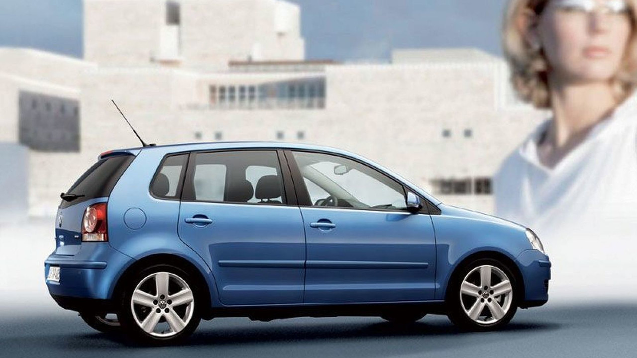 New VW Polo