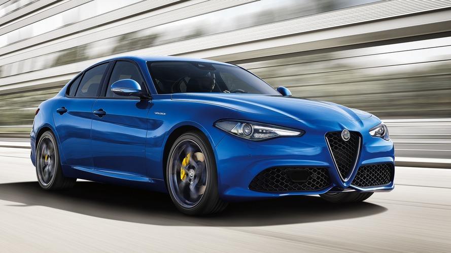 Alfa set to launch 350 hp Giulia Veloce