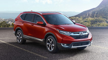 Honda CR-V 2017 - L'Europe n'est pas sa priorité
