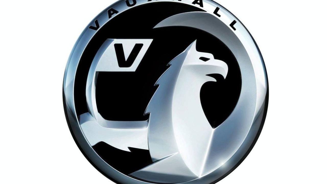 New Vauxhall Logo