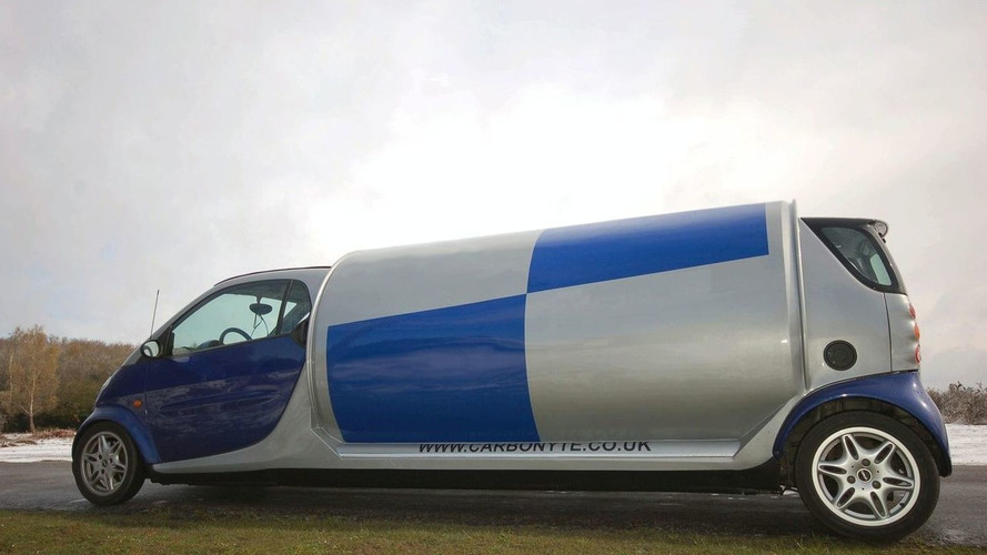 Stretched Smaaart Car