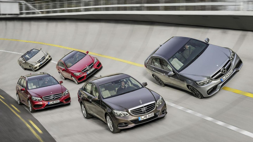 2016 Mercedes E-Class to be sportier, have five different body styles - report