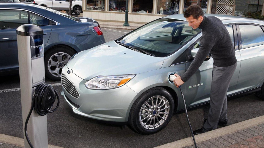 Ford Focus Electric officially rated at 105 MPGe combined