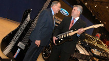 Ford Shelby GT Fender Stratocaster