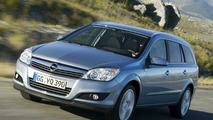 Opel Astra Minor Facelift Revealed