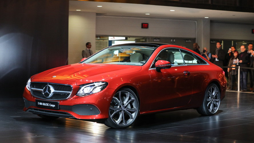 Car reviews automotive news and analysis for Mercedes benz e class coupe price