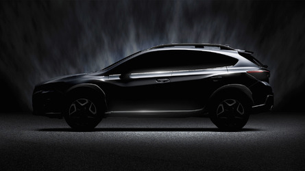 Next-gen Subaru Crosstrek teased for Geneva world debut