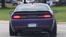 2017 Dodge Challenger ADR spy photo