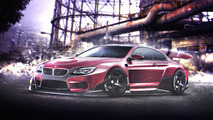 BMW M6 Coupe for Magneto
