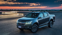 2017 Chevy Colorado puts on new face for overseas