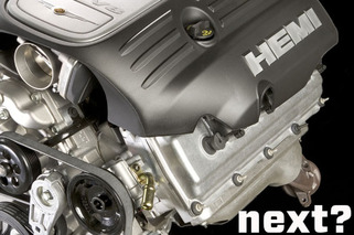 New Hemi V8, 600+ Horsepower on Its Way