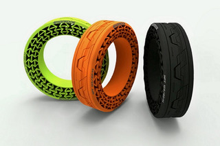 Airless Tires Are Starting to Look Like a Functional Option