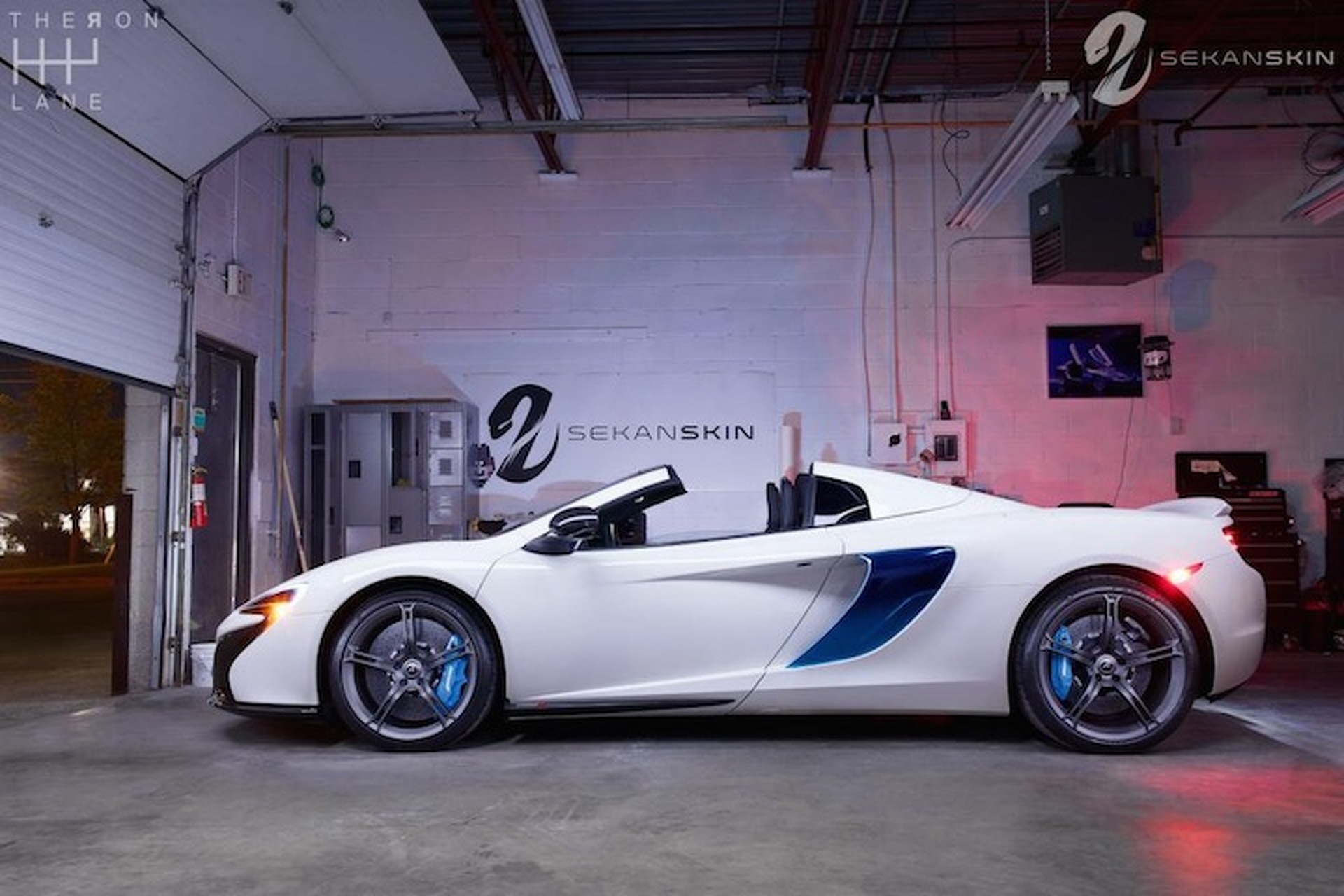 Deadmau5 is Giving Uber Rides in his New McLaren 650S