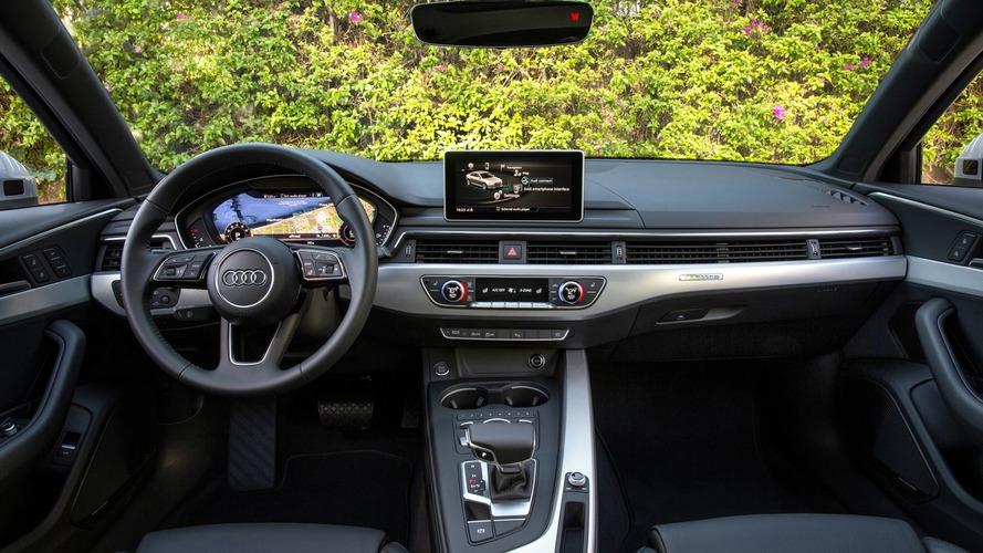 Audi a4 2017: новый гибрид седана